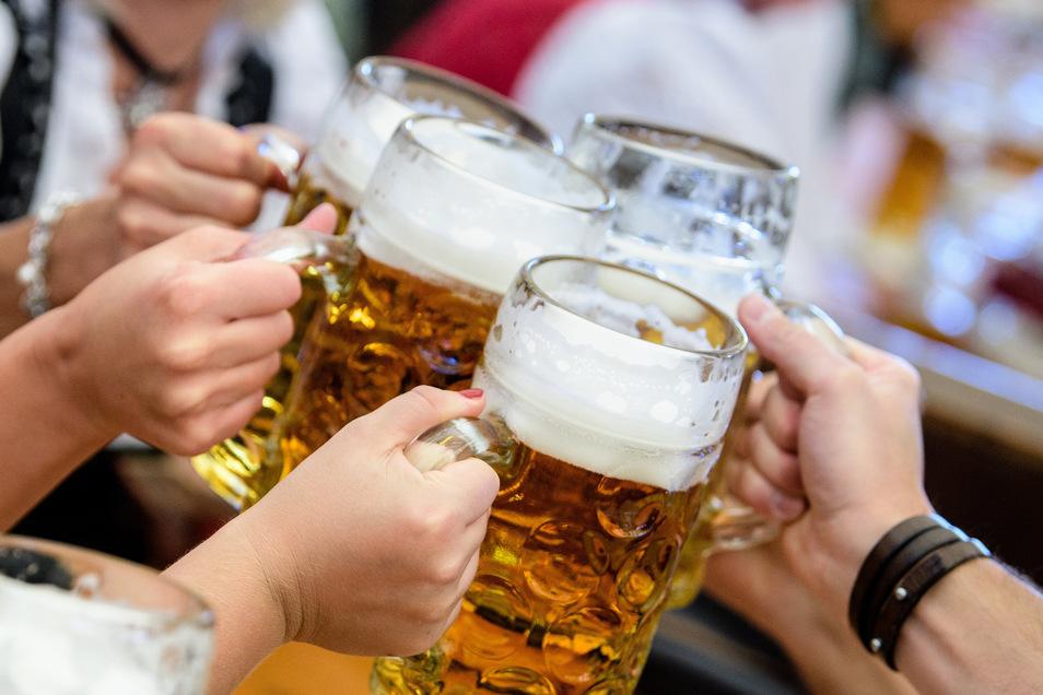 Spielt es eine Rolle, wann das Oktoberfest-Bier gezapft wird?