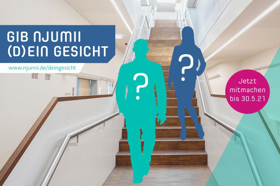njumii - das Bildungszentrum des Handwerks sucht zwei Gesichter für eine Werbekampagne.