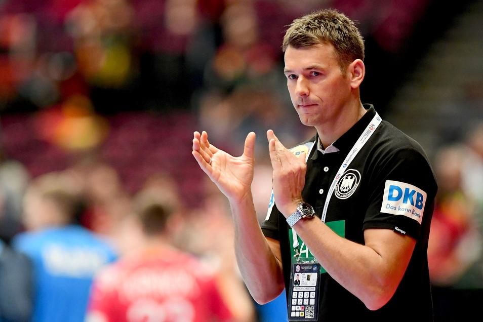 Christian Prokop trainier künftig die TSV Hannover-Burgdorf.
