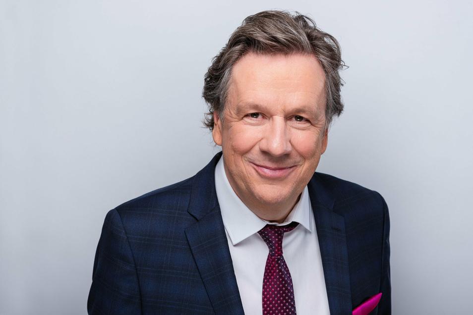 """MDR Moderator Jörg Kachelmann wird 2021 nur noch alle zwei Wochen durch """"Riverboat"""" führen."""