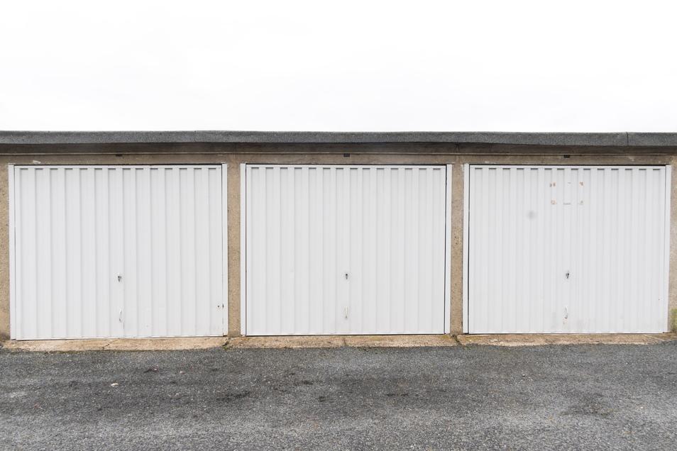 In Riesa soll ein neuer Garagenkomplex in der Pausitzer Delle entstehen. Das Projekt ist vorerst aber blockiert.