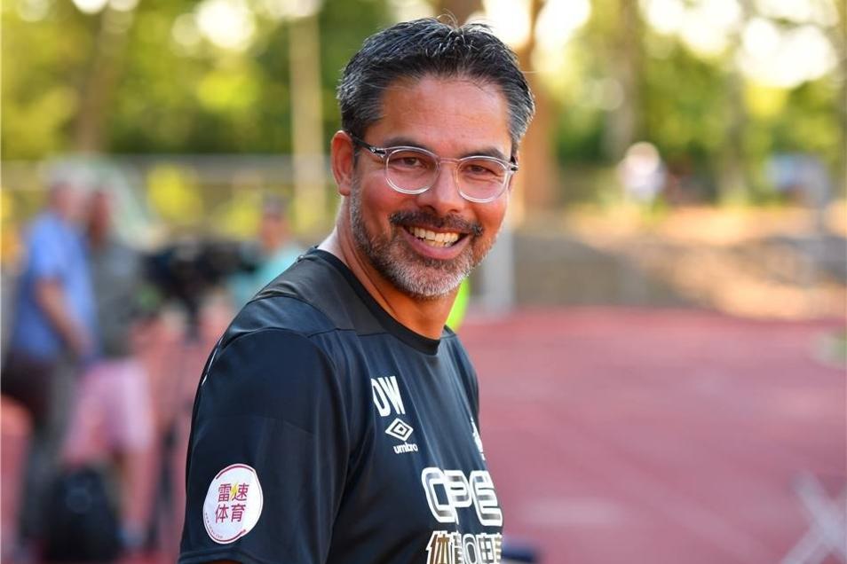 Trainer David Wagner von Huddersfield Town.