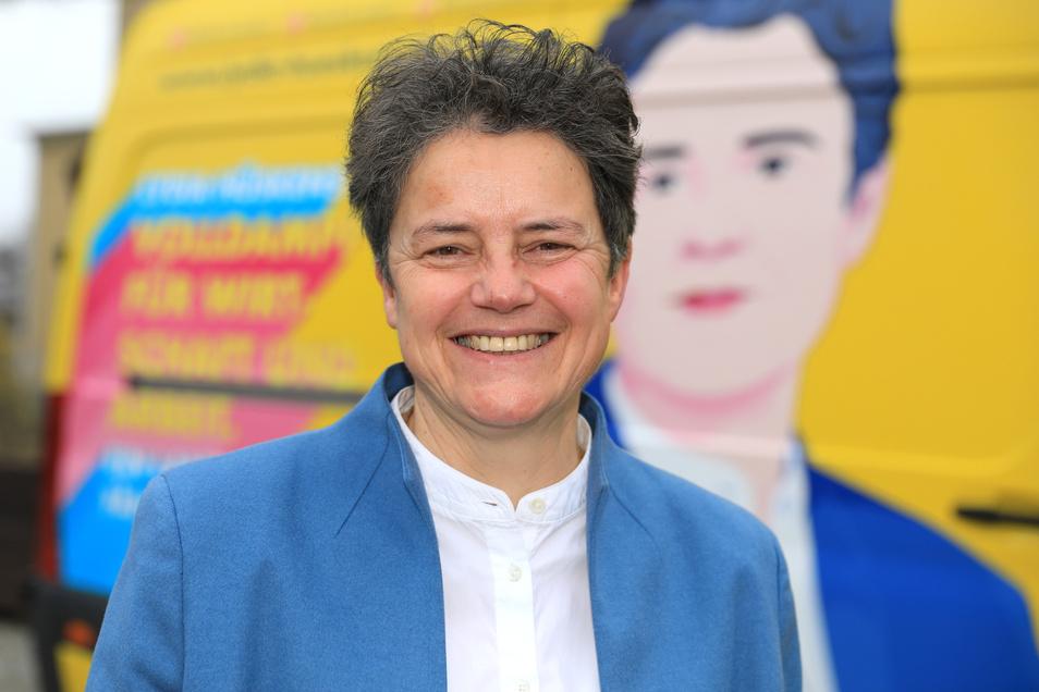 Lydia Hüskens ist die FDP-Spitzenkandidatin für die Landtagswahl in Sachsen-Anhalt.