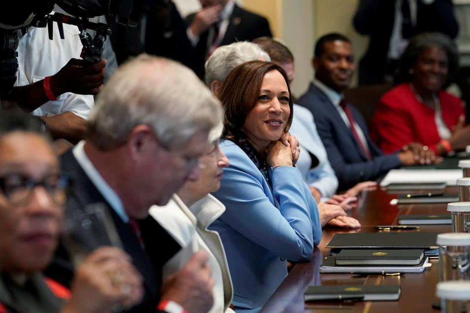 Seit Wochen verhandeln Vertreter von Republikanern und Demokraten über das neue Infrastrukturgesetz.