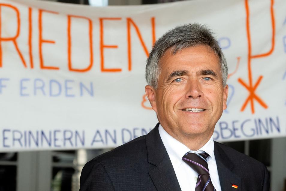 Landrat Michael Harig (CDU).