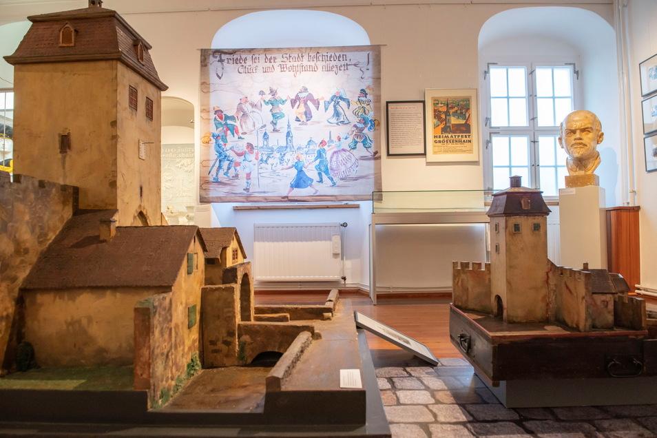 Im Museum Alte Lateinschule Großenhain ist gegenwärtig eine Ausstellung über die wechselvolle Geschichte der Röderstadt zu sehen. Am kommenden Sonntag wird eines der kostbarsten Stücke gezeigt.