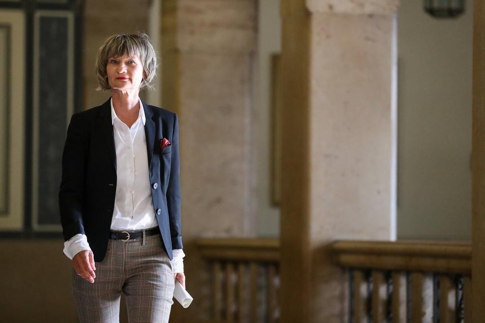 Barbara Ludwig (SPD), Oberbürgermeisterin von Chemnitz, wird 2020 nicht noch einmal für das Amt kandidieren.