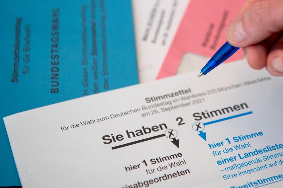 Wer Briefwahl machen möchte, sollte sich in den nächsten Tagen um die Wahlunterlagen bemühen.