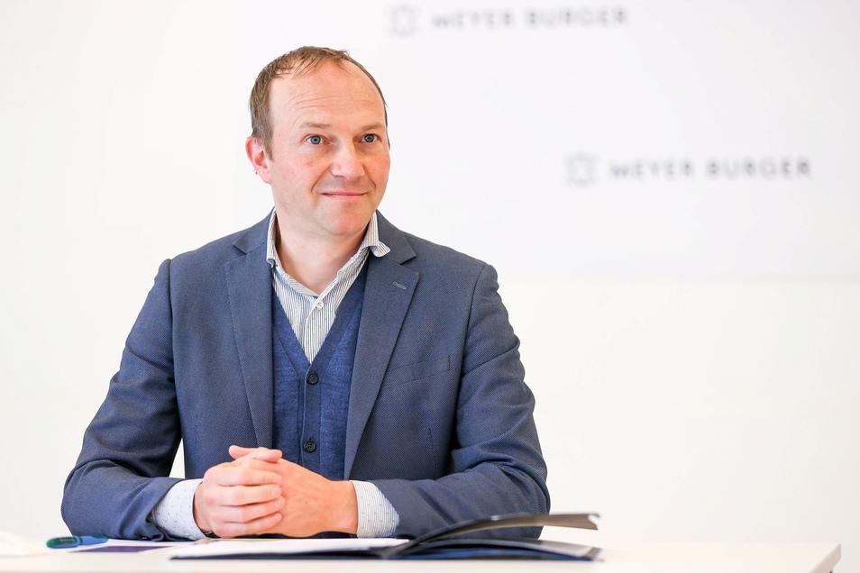 Sachsens Umweltminister Wolfram Günther (Grüne), war auch bei der Bundeskonferenz dabei.