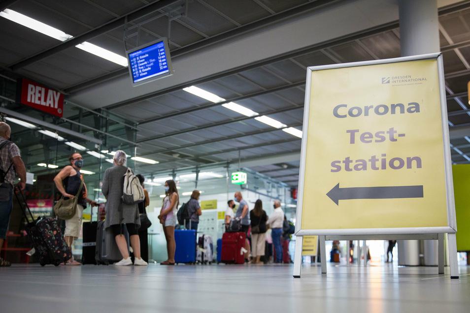 Neun neue Corona-Fälle hat das Dresdner Gesundheitsamt am Dienstag gemeldet.