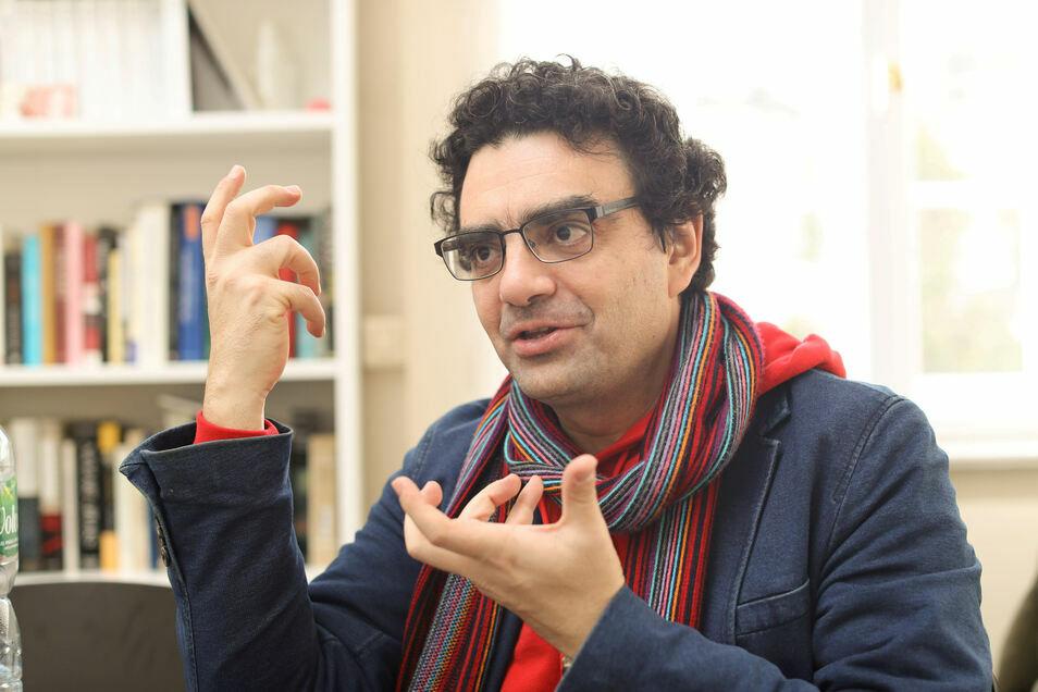 Rolando Villazón ist auch dabei.
