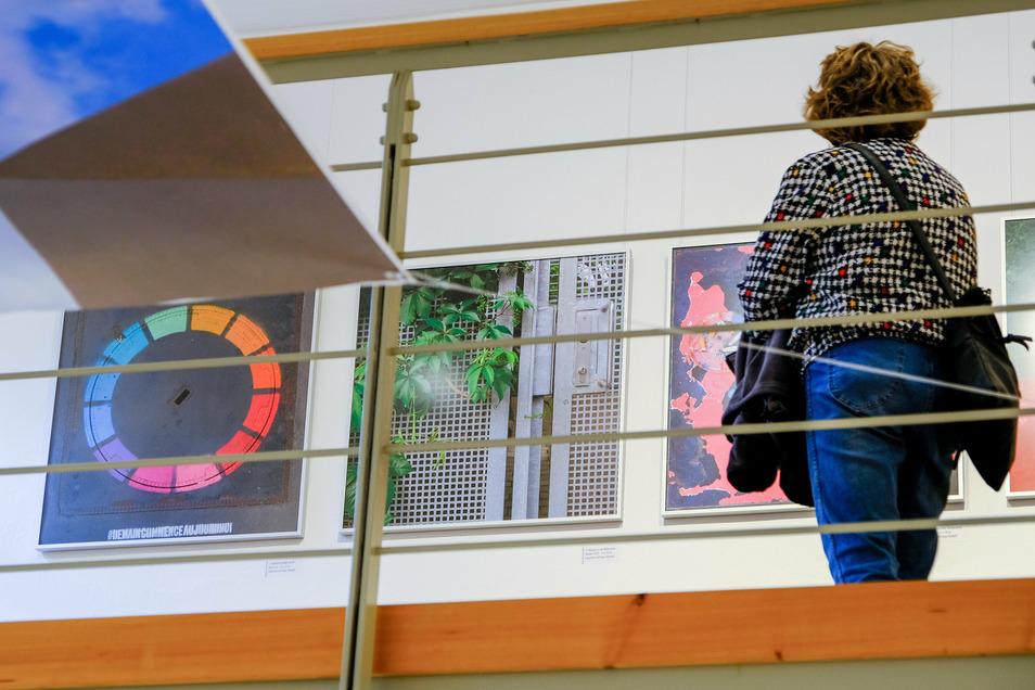 Zum ersten Mal gibt es in der Radebeuler Stadtgalerie eine Ausstellung mit Fotografiken. Zu sehen bis zum 23. August.