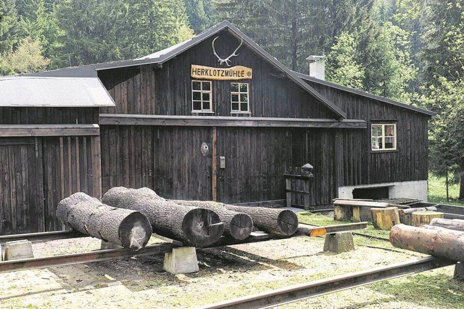Die Herklotzmühle feierte voriges Jahr ihr 425-jähriges Bestehen. Seit 2003 kümmert sich ein Förderverein um das Technik-Denkmal. Fotos: Katja Frohberg (2)