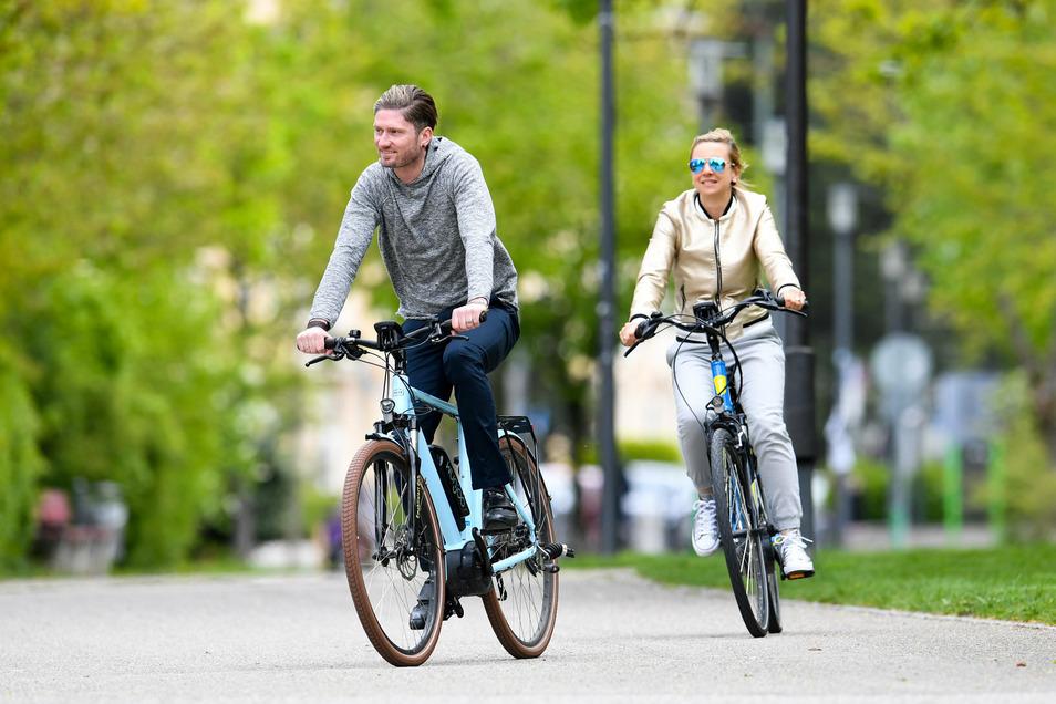 E-Bikes sind nicht gerade billig.
