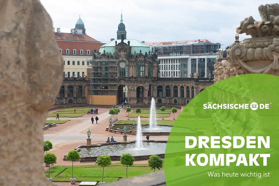 Ab Frühjahr wird der Zwingerhof in Dresden saniert. Was Archäologen zuvor erforschen müssen, lesen Sie im aktuellen Dresden-kompakt-Newsletter.