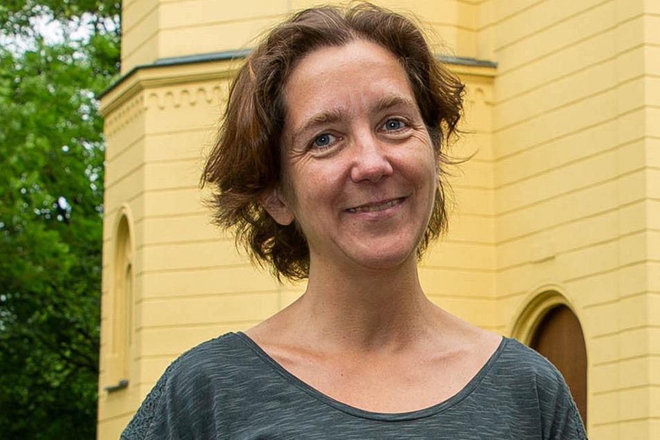 Derzeit fällt auch Katja Frühauf das Lächeln schwer. Aber sie ist weiter für ihre Patienten und Bewohner da.