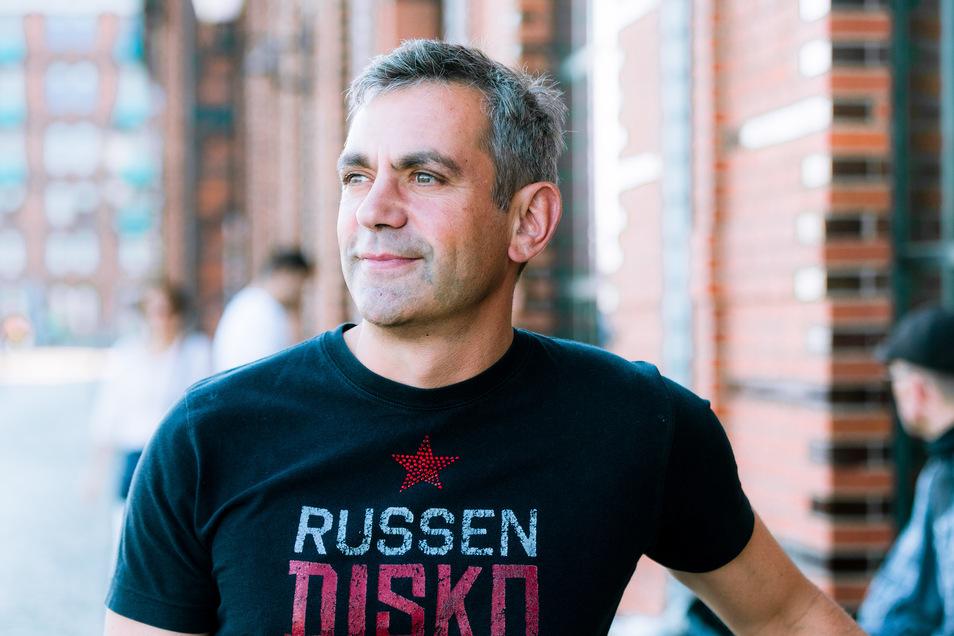 Wladimir Kaminer (52) ist Deutscher mit russischem Migrationshintergrund. Er macht Bücher und Diskos. Beides mit Erfolg.