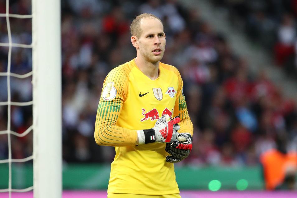 Torwart Peter Gulacsi von RB Leipzig wird derzeit umworben.