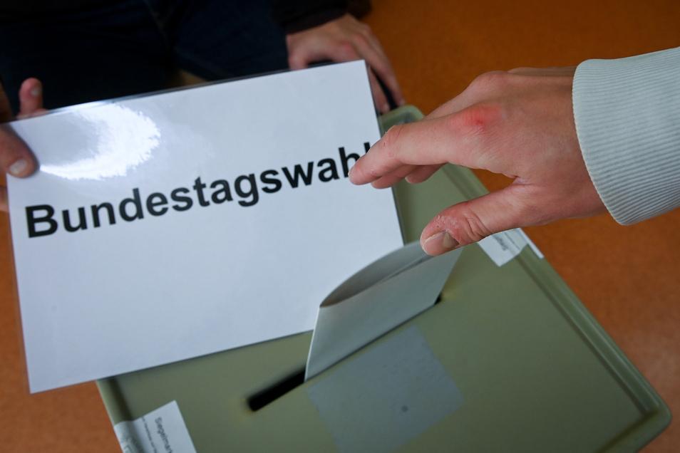 In keinem anderen Ort in Sachsen haben so wenige Menschen ihre Stimme abgegeben wie in Riesa.