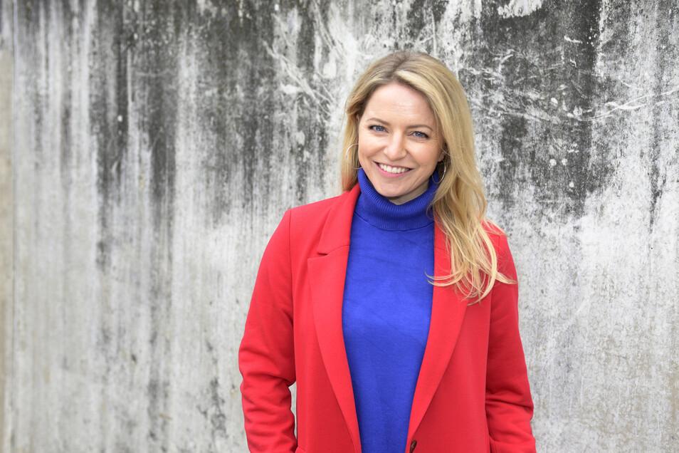 """Einst spielte sie die """"Tanja"""" in der Erfolgsserie """"Stromberg"""", nun tritt sie bei der RTL-Soap """"Gute Zeiten, schlechte Zeiten auf: Diana Staehly."""