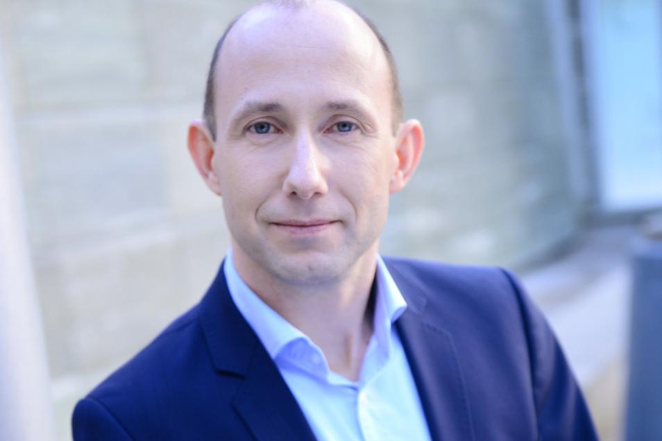 David Tobias ist Geschäftsführer des Handelsverbandes Sachsen in Ostsachsen. Er ist auch in der Betriebsberatung tätig.