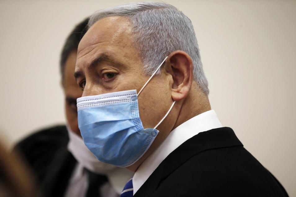 Netanjahu werden Betrug, Untreue und Bestechlichkeit vorgeworfen