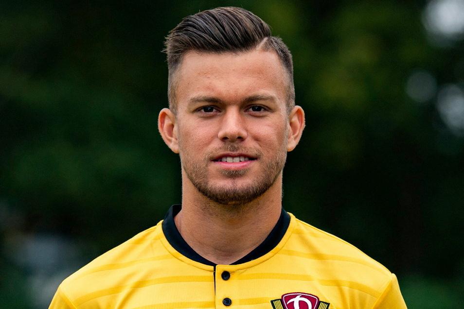 Sascha Horvath kehrte in seine österreichische Heimat zurück und läuft dort für Erstligist TSV Hartberg auf.