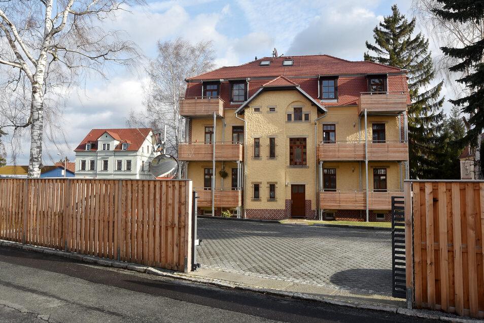 Die sechs Wohneinheiten im sanierten Haus an der Äußeren Zittauer Straße waren sehr gefragt. 60 Mietinteressenten haben sich gemeldet.