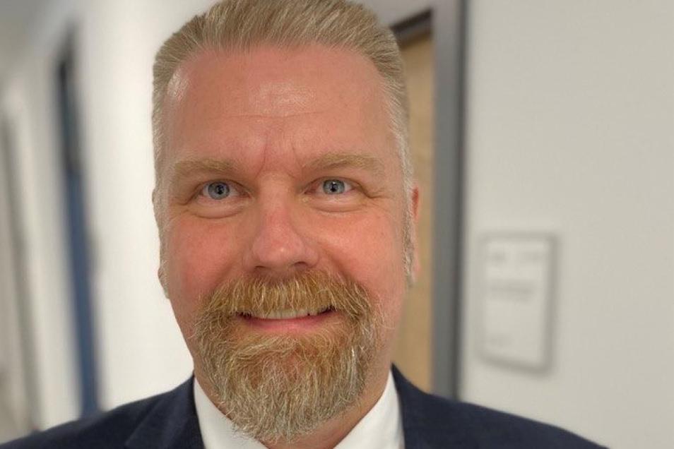 Markus Pieper (49) kommt von der Bundesstiftung zur Aufarbeitung der SED-Diktatur in Berlin nach Dresden.