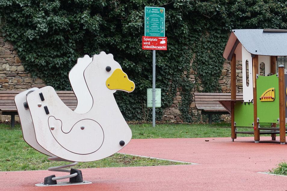 Symbolfoto: Die Stadt Döbeln will zwei neue Spielplätze in Pommlitz und Gärtitz errichten.