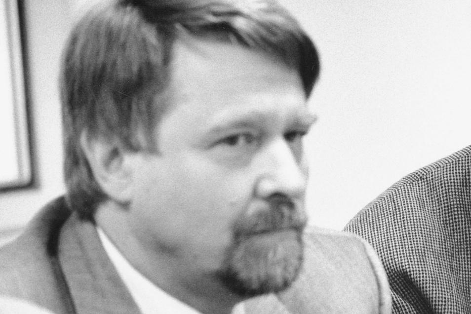 Horst-Michael von Kummer im Mai 1995.