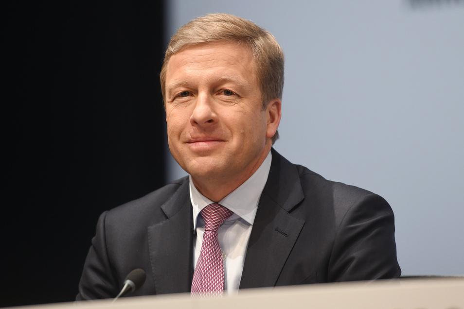 Oliver Zipse, bisher Produktionsvorstand der BMW AG.