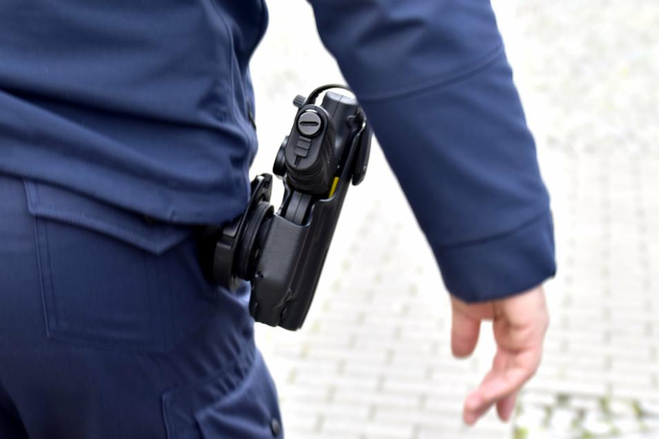 Die russische Polizei machte von der Schusswaffe Gebrauch.