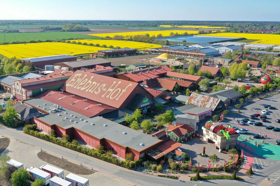 In Rövershagen bei Rostock liegt der Ursprung von Karls Erlebnis-Dorf. Jetzt will Karls auch in Döbeln bauen.
