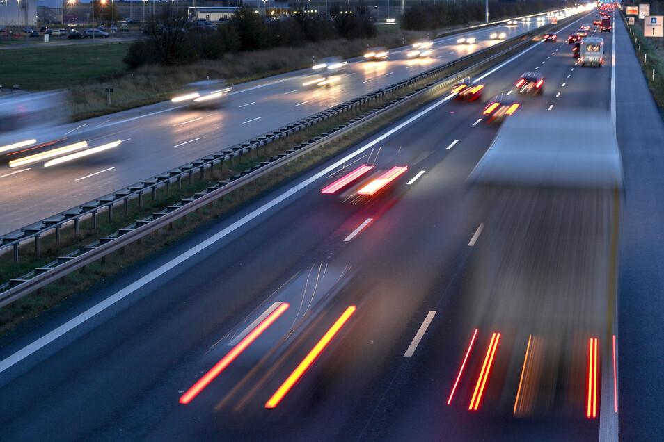 Besonders stark befahren ist die A4 zwischen Chemnitz und Dresden.