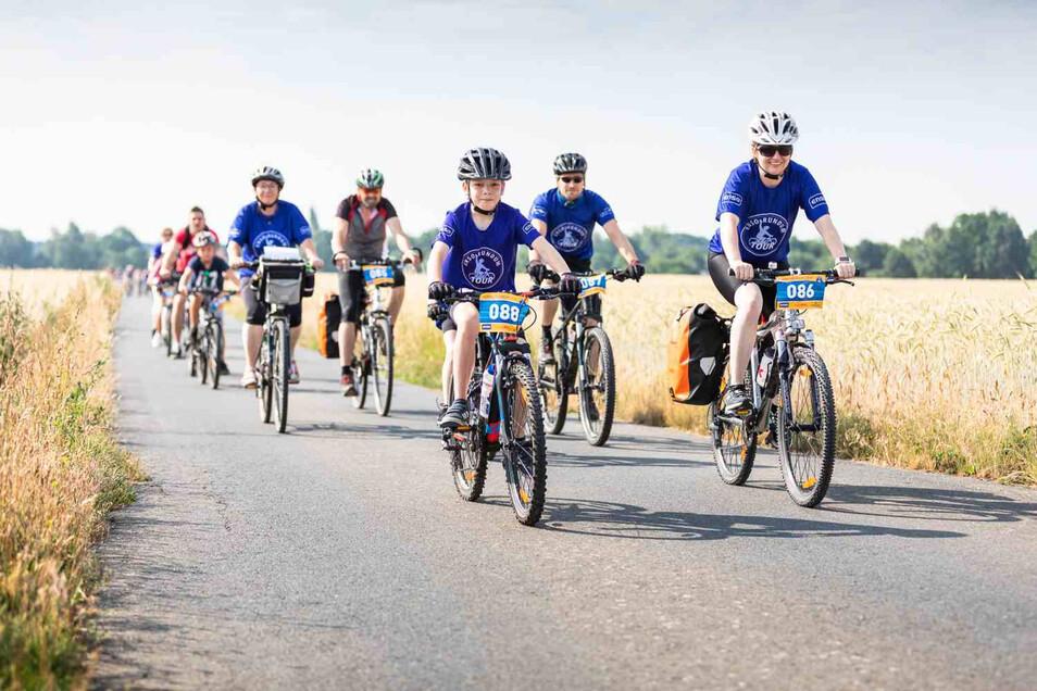 Am 16. Juni startet eine Erlebnisradtour durch das Bautzener Oberland.