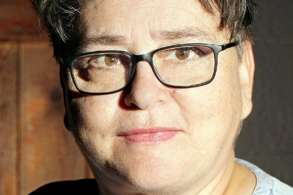 Daniela Trittmacher bewirbt sich für die Basisdemokratische Partei Deutschlands um das Direktmandat.