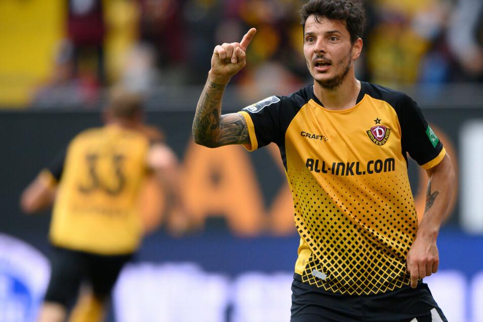 Der Österreicher ist einer, der mit seiner Erfahrung ein Führungsspieler sein kann.
