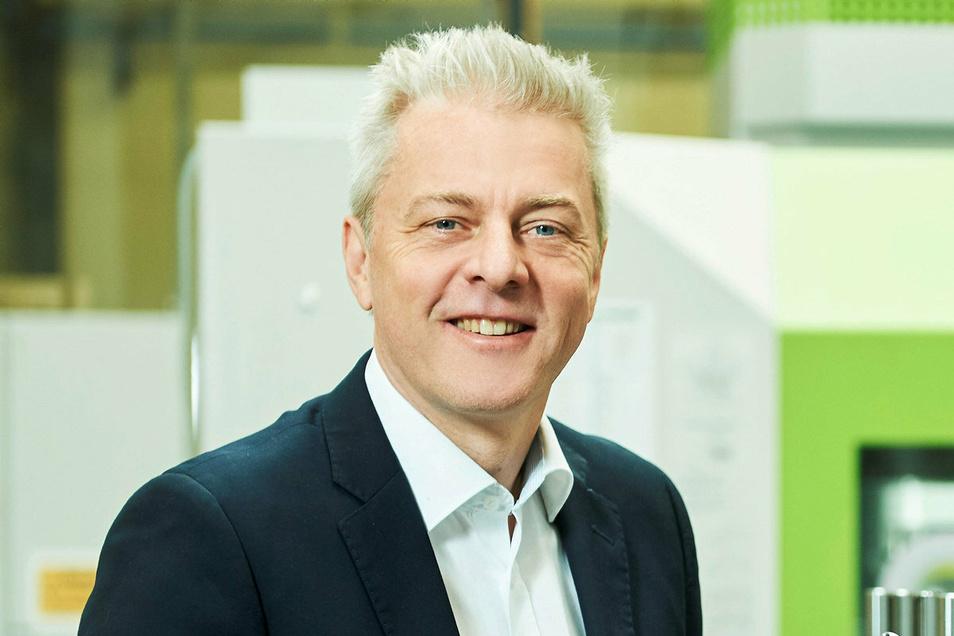 Gunther Zimmermann ist der neue Firmenchef des Ohorner Unternehmens Schäfer Getriebe.