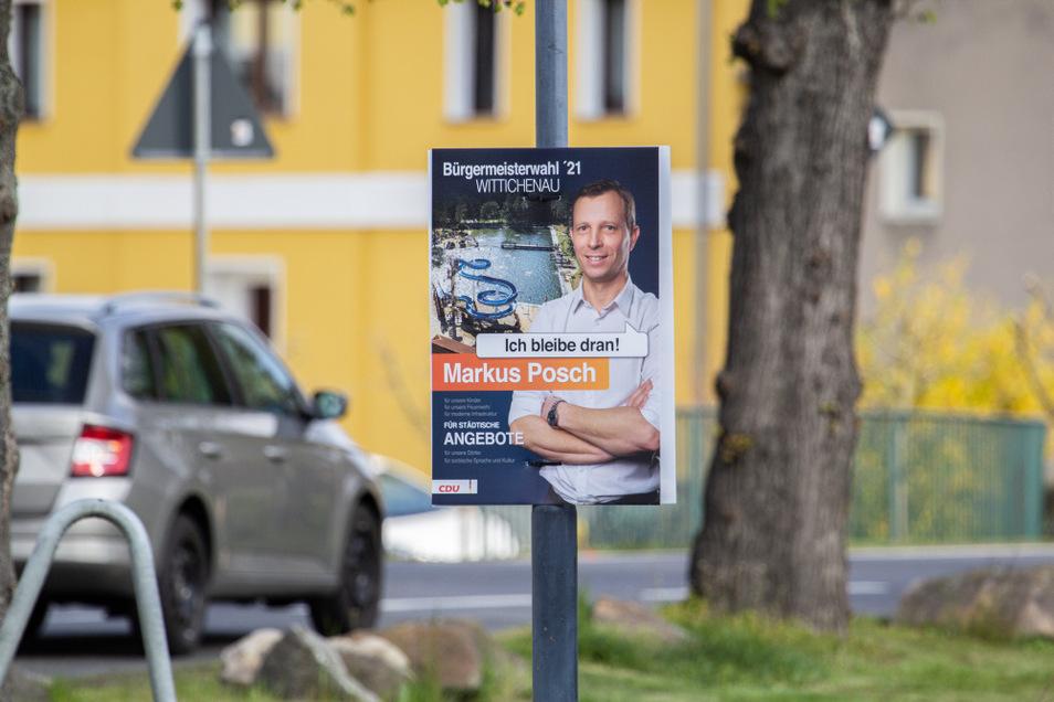 Da der 51-jährige Markus Posch ohne Gegenkandidat antrat, war der Ausgang der Bürgermeisterwahl in Wittichenau vorhersehbar.