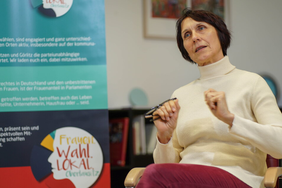 Andrea Spee-Keller und ihre Mitstreiterinnen wollen mit ihrem Projekt Frauen.Wahl.Lokal Frauen in der Lausitz dazu ermutigen, in die Politik zu gehen.
