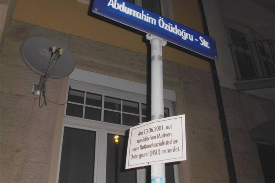 Die Schneebergstraße wurde nach Abdurrahim Özüdogru benannt.