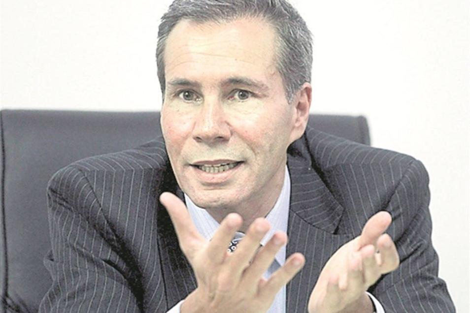 Alberto Nisman wurde tot aufgefunden.