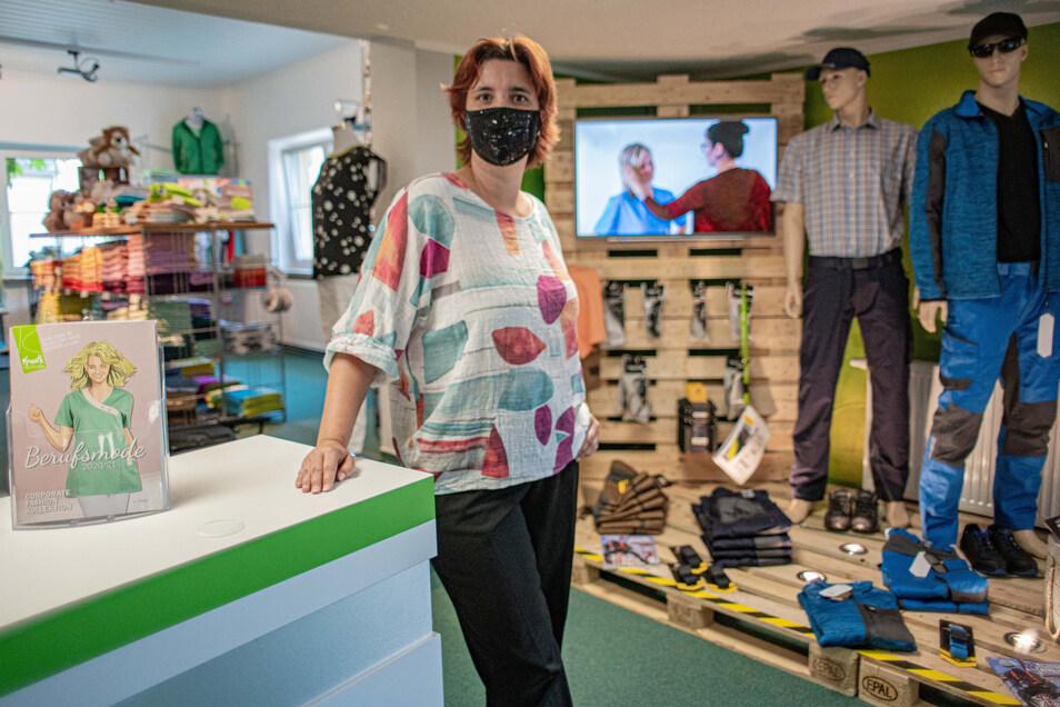 Während der Corona-Zwangspause hat das Unternehmen seinen Fachmarkt in Bretnig umfangreich modernisiert. Jetzt ist der neu gestaltete Werksverkauf wieder geöffnet.