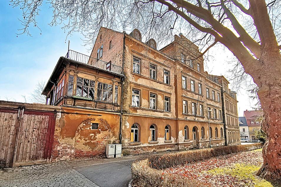 Denkmalg. Mehrfamilienhaus in Zittau / Mindestgebot 40.000 Euro