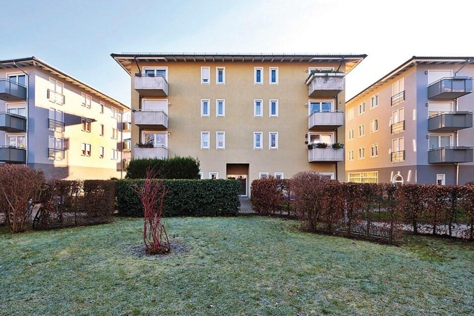 Eigentumswohnung in Dresden Stadtteil Mickten / Mindestgebot 180.000 Euro