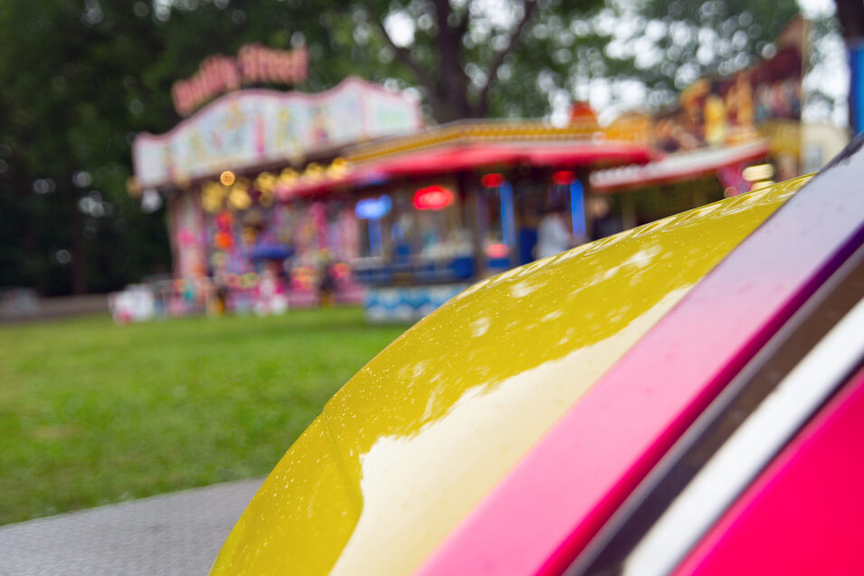 Das Inselfest in Frauenhain mit Rummel und Musikshows ist eine feste Größe im jährlichen Veranstaltungskalender der Region. Doch dieses Jahr wird es keins geben.