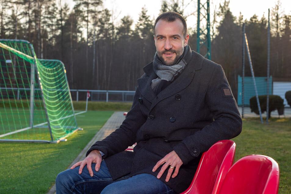 Bürgermeisterkandidat Andreas Heine will sich bei einem Infoabend den Wählen vorstellen.