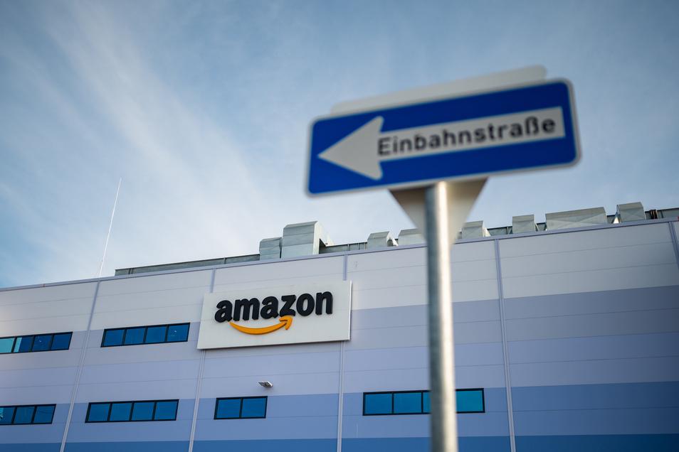 Bei Amazon wird einmal mehr gestreikt.
