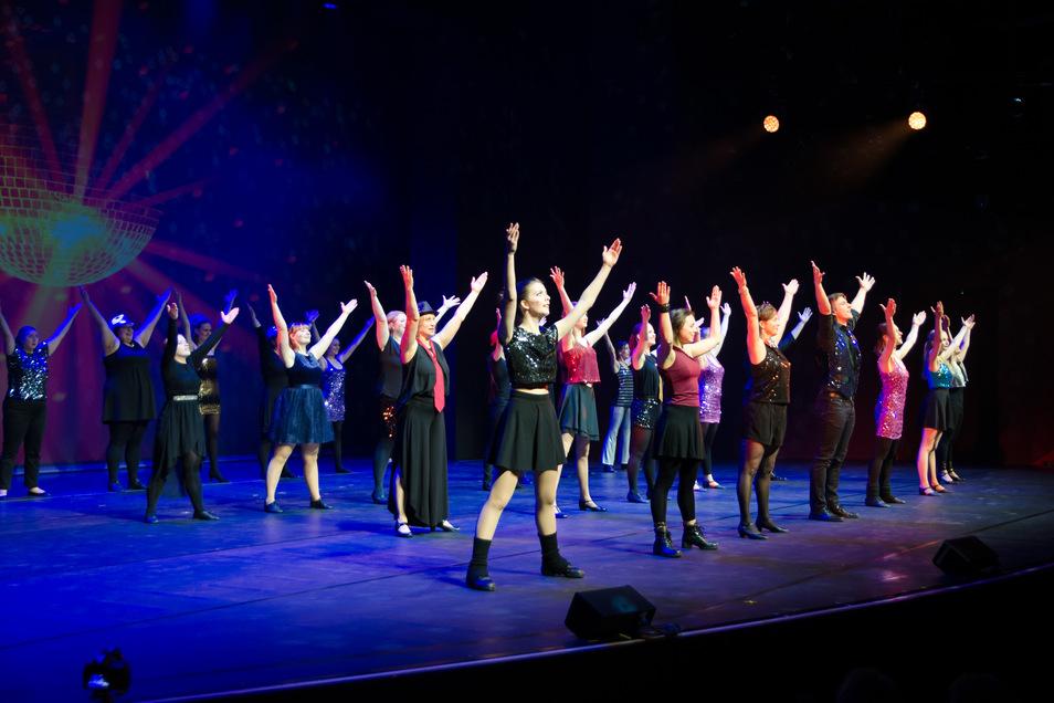 Die Schüler der Musical-Werkstatt Oh-Töne stehen auf vielen Bühnen der Region.